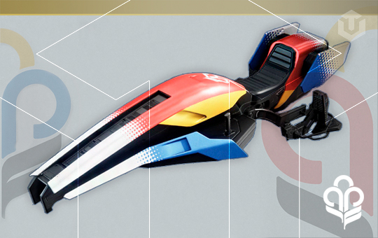 Color of Speed Sparrow