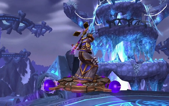 Mage Class Mount