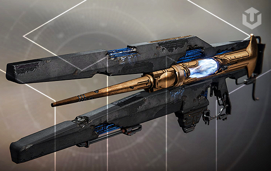 Divinity Trace Rifle