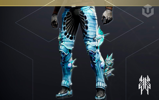 Star-Eater Scales Exotic Boots