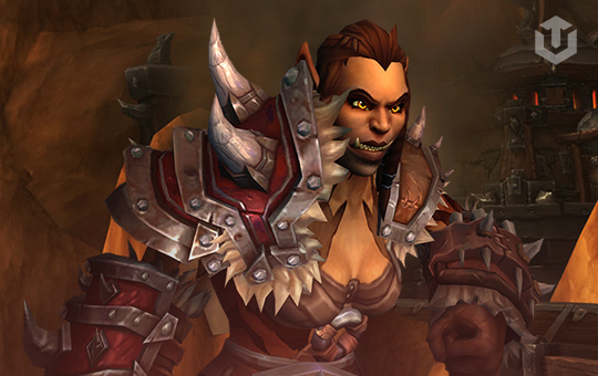 Buy Allied Races: Mag'har Orc - World of Warcraft Carry