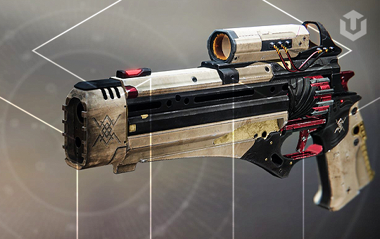 Eriana's Vow Hand Cannon