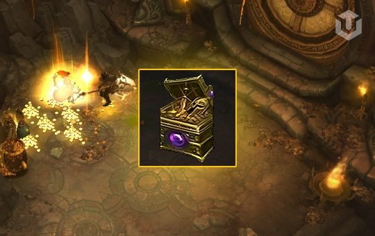 Horadric Chests (Bounty Caches)
