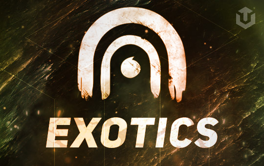 Lost Sector Exotics
