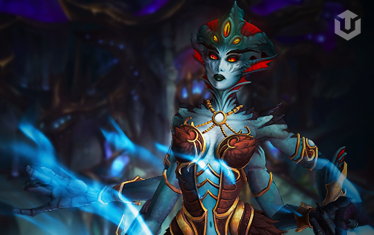Queen Azshara Mythic